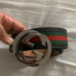 Gucci men belts size 42